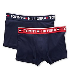 Tommy Hilfiger Bold Cotton Trunks - 2 Pack 09T3508