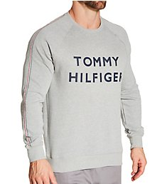 Tommy Hilfiger Brush Back Crew Neck Sweatshirt 09T3918
