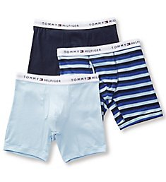 Tommy Hilfiger Printed Boxer Briefs - 3 Pack 09TE015
