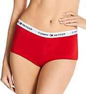 Tommy Hilfiger Cotton Lounge Boyshort Panty R13T017