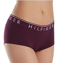 Tommy Hilfiger Seamless Rib Boyshort Panty R13T028