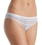 Tommy Hilfiger Classic Cotton Logo Band Bikini Panty R14T039