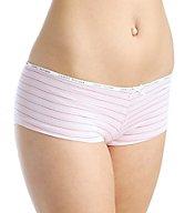 Tommy Hilfiger Classic Cotton Logo Boyshort Panty R17T011