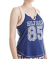 Tommy Hilfiger Spring Fling Screen Colorblock Tank R21S073