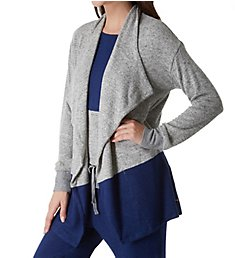 Tommy Hilfiger Winter Lounge Color Block Cardigan R25S009
