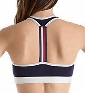 Tommy Hilfiger Cotton Lounge T-Back Bralette R70T018