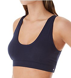 Tommy Hilfiger Sporty Cotton Scoop Bralette R70T223