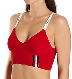 Tommy Hilfiger The New Classic Longline Bralette R70T644