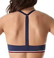 Tommy Hilfiger Preppy Micro T-Shirt Bra with Light Lift R75T007