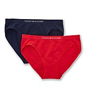 Tommy Hilfiger Seamless Bikini Panty - 2 Pack R82T043