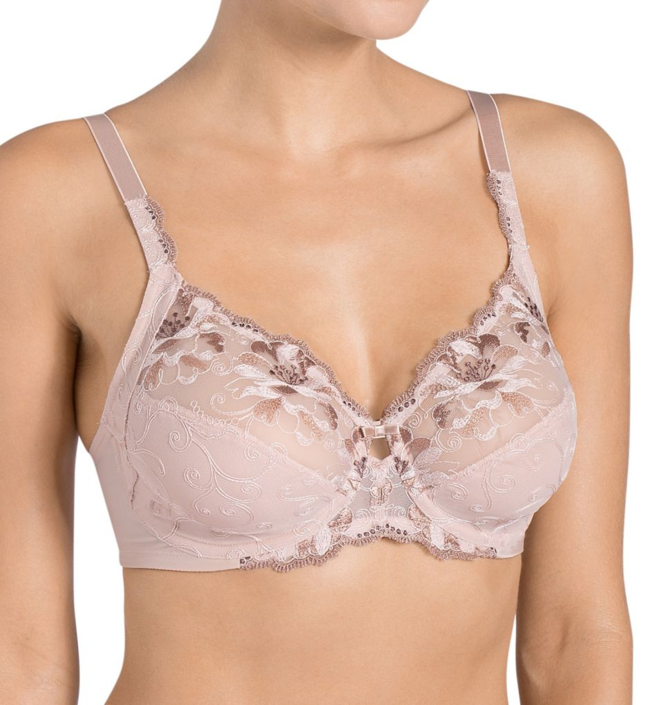 Triumph Modern Bloom Multi-Part Underwire Bra 58473
