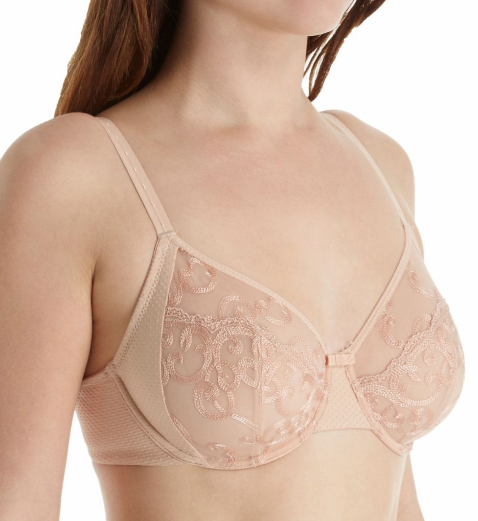 Triumph Elegant Touch Multi-Part Underwire Bra 90010