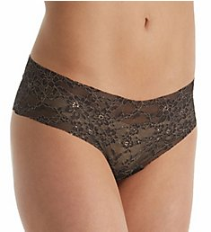 Triumph Sloggi Laser Cut Light Lace Tanga Panty 90025