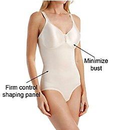Va Bien Minimizer Molded Cup Firm Control Bodysuit 701