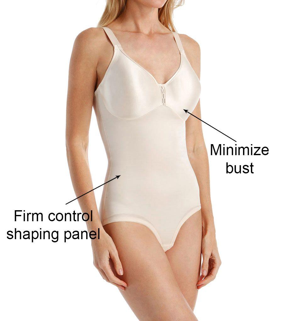 Va Bien Minimizer Molded Bodysuit 701