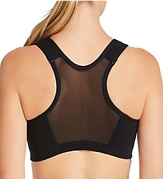 Valmont Zip Front Leisure and Sports Bra 1611