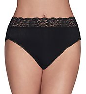 Vanity Fair Body Caress Ultimate Comfort Hi-Cut Brief Panty 13280