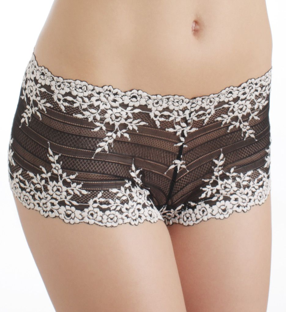 Wacoal Embrace Lace Boyshort Panty 67491