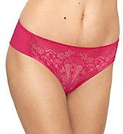 Wacoal Take the Plunge Lace Tanga Panty 845273