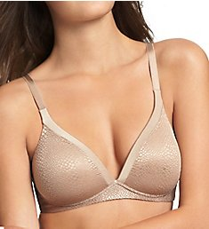 Warner's Back to Smooth Wire Free Contour with Lift Bra 1375