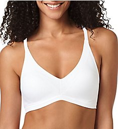 Warner's Easy Does It Wirefree Triangle Bra RN0212A