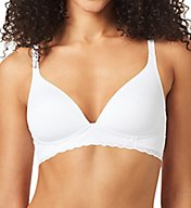 Warner's Cloud 9 Wire Free Triangle Bra RO5691A